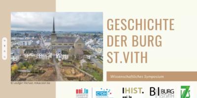 """Video-Rückblick: Wissenschaftliches Symposium """"Geschichte der Burg St.Vith"""""""