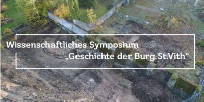 """Wissenschaftliches Symposium """"Geschichte der Burg St.Vith"""""""