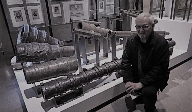 """Lorenz Paasch im Museum """"Dräj Eechelen"""""""